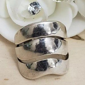 Jewelry - 925 Sterling Silver Navajo Wayne Etsitty Ring Sz 6